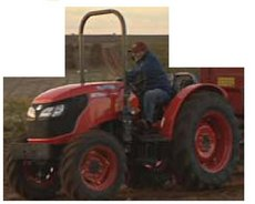 Kubota - M 6040 Narrow ROPS